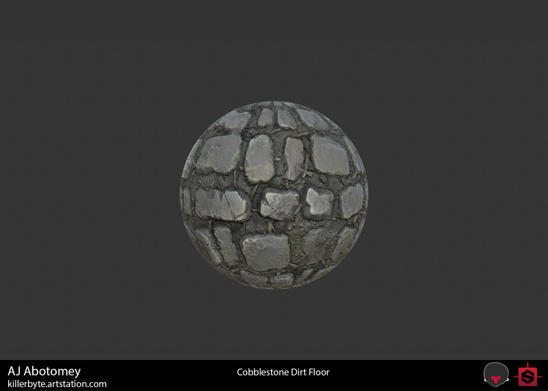 Aj abotomey cobblestone sphere