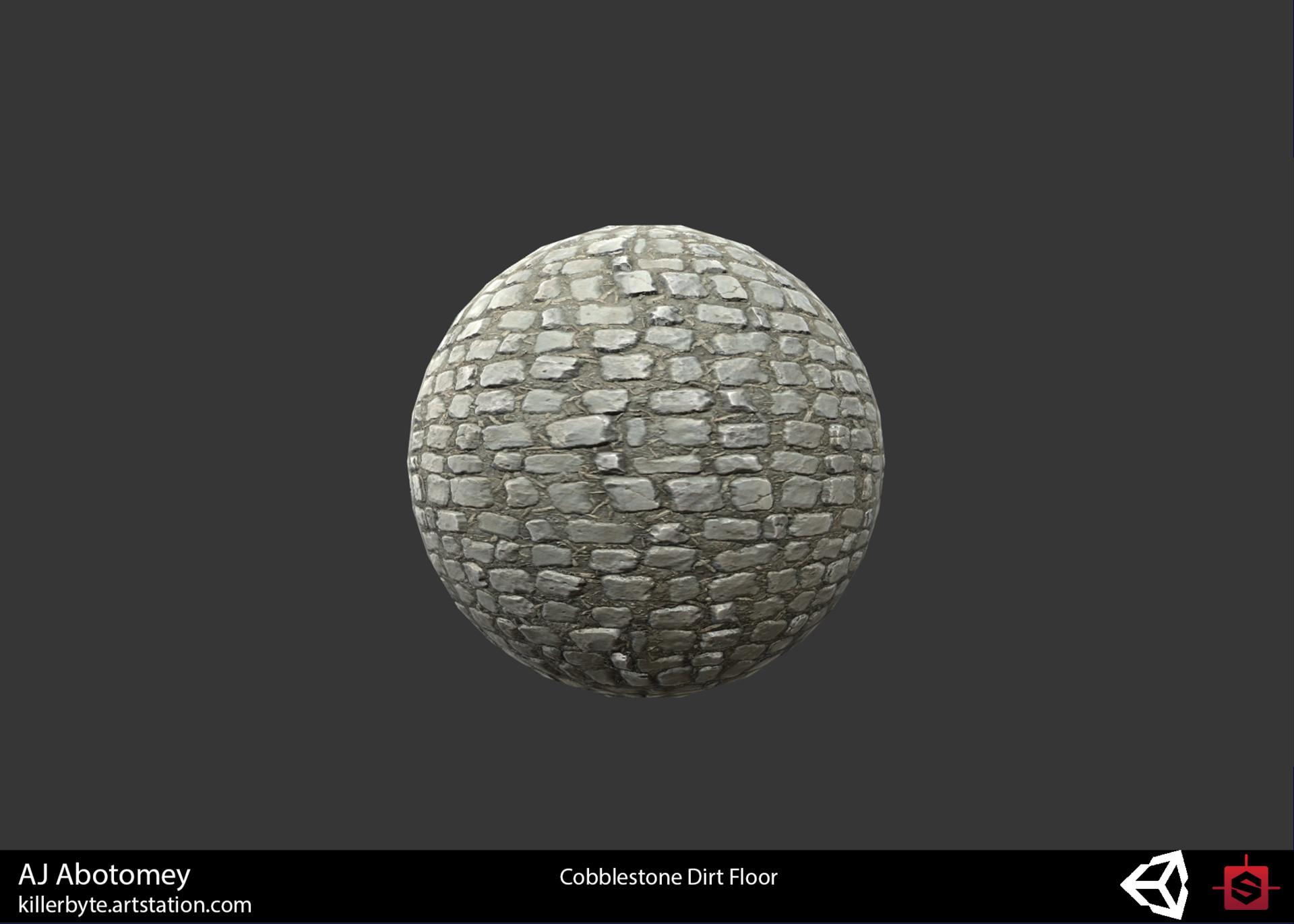 Aj abotomey cobblestone sphere unity