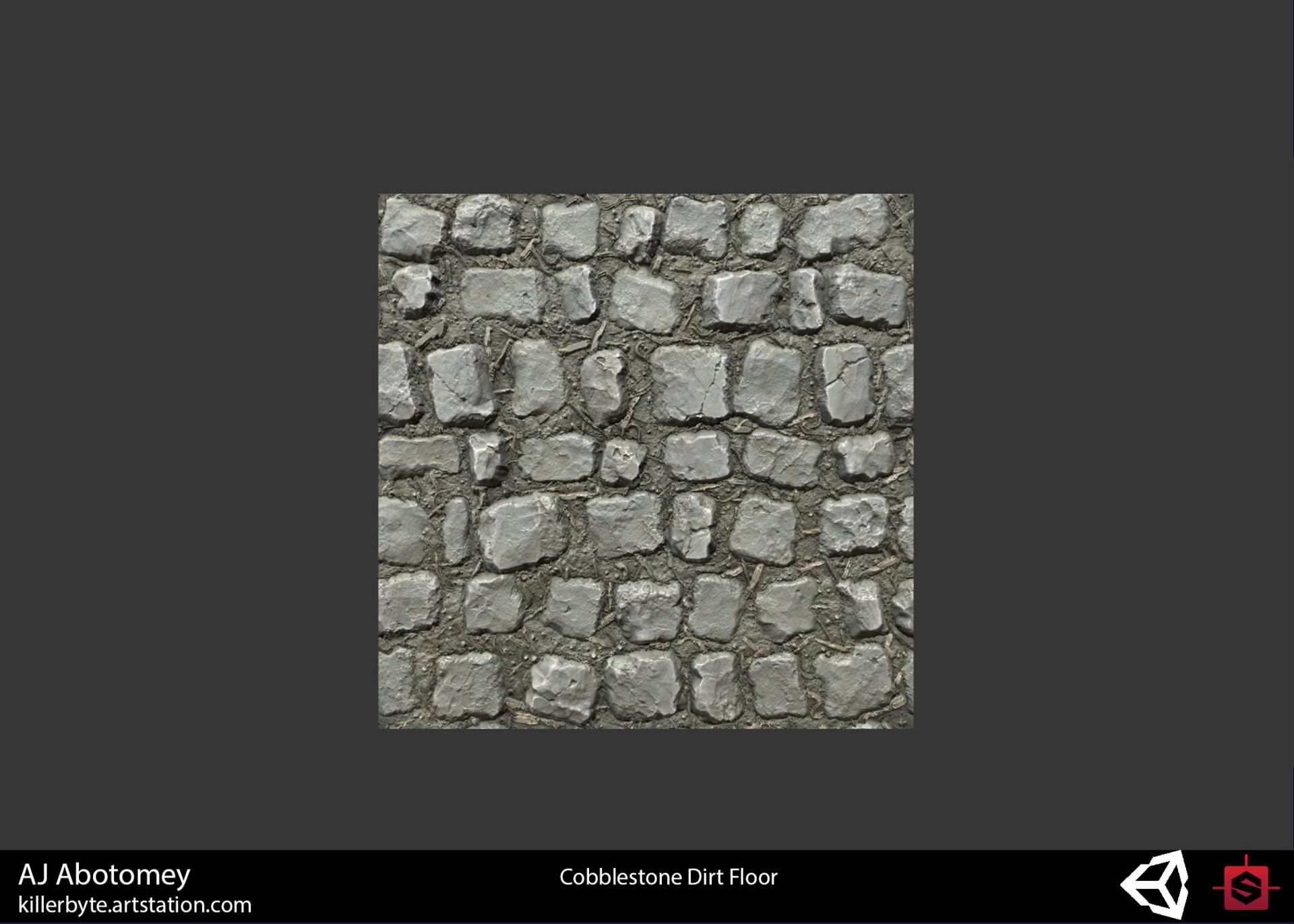 Aj abotomey cobblestone plane unity