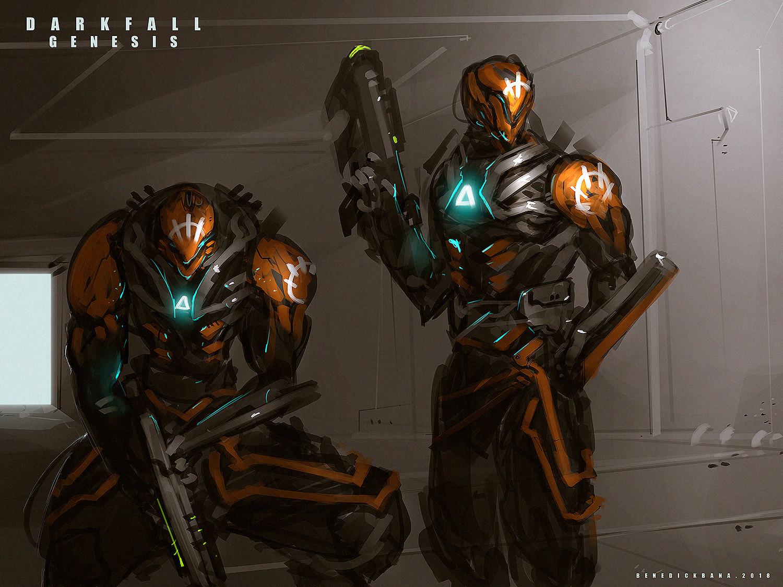 Benedick bana darkfall nemesis clip1 lighting2 lores
