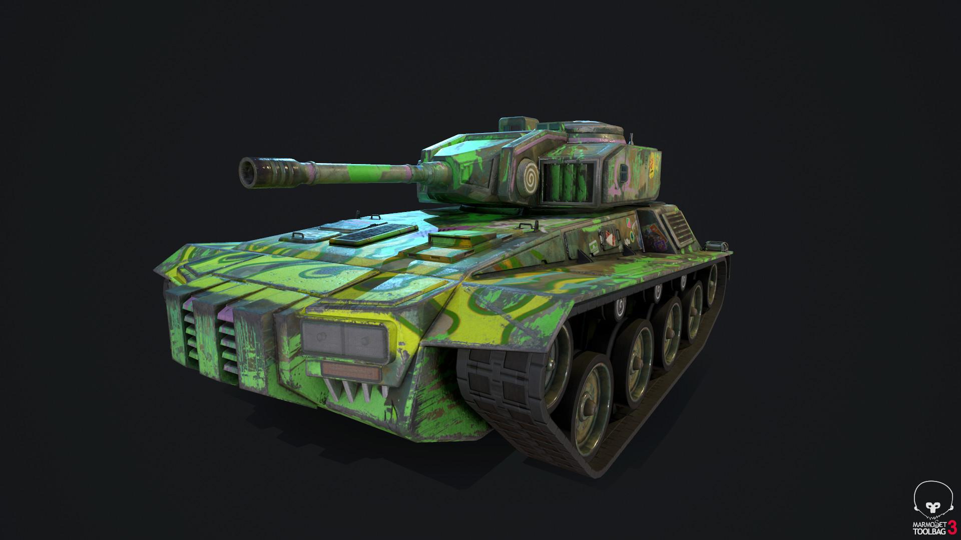 Matthew cerasoli tank