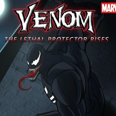 Film bionicx venom the lethal protector rises