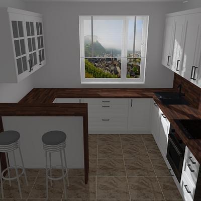 Damian sobczyk modern kitchen