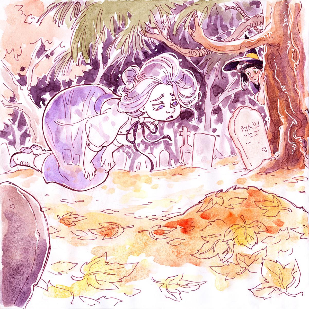 Autumn Ghost