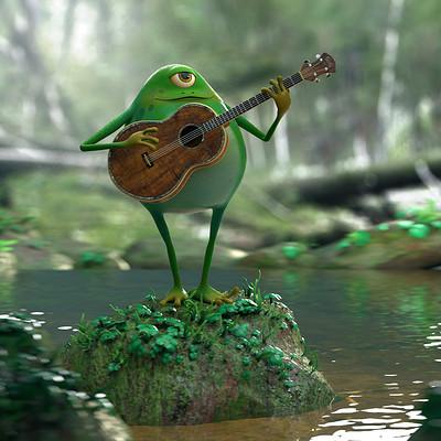 Agaki bautista froggo 8