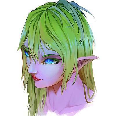 Affa otto dark elf