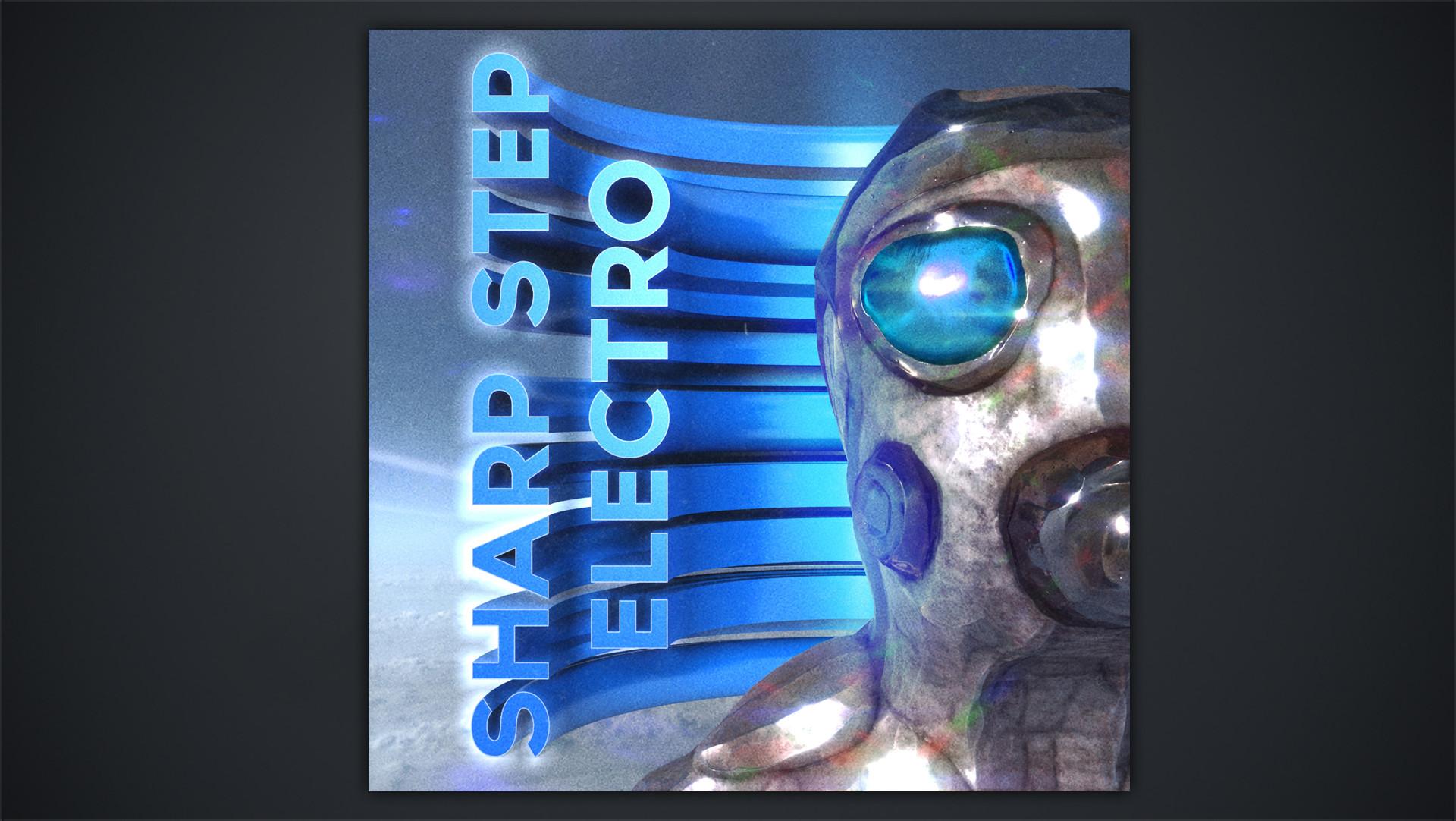 ArtStation - Sharp Step Electro (Musik Kit CS:GO) CD cover