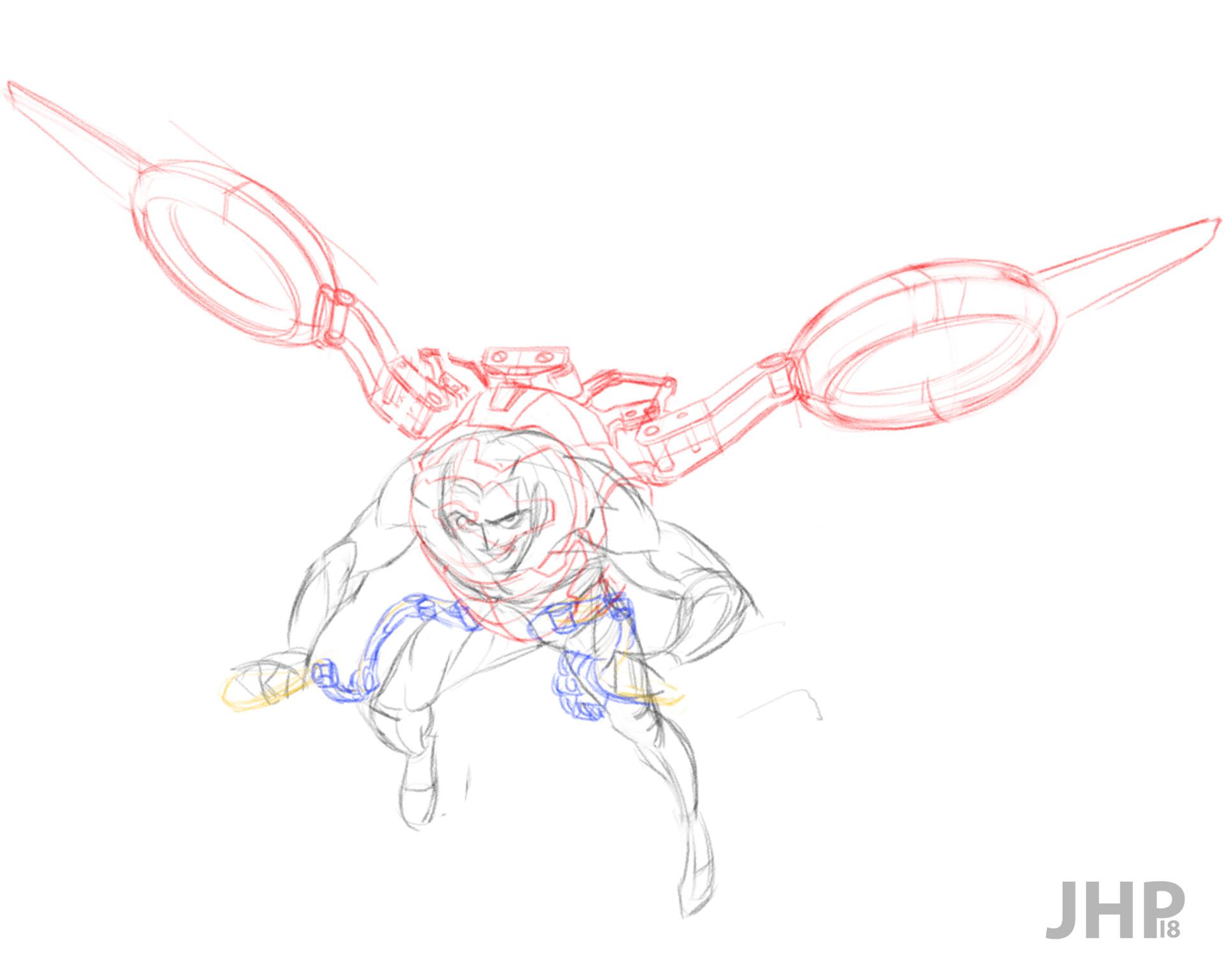Joao henrique pacheco jetplane sketch