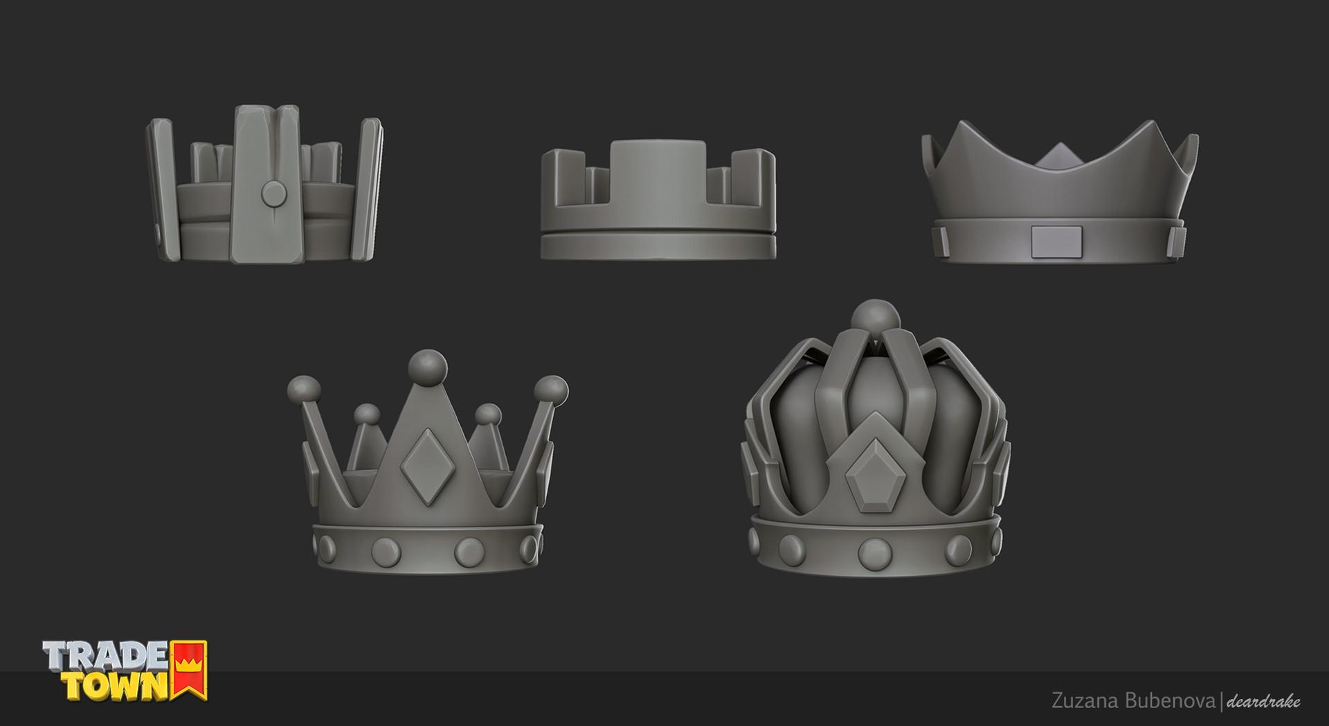 Zuzana bubenova crowns