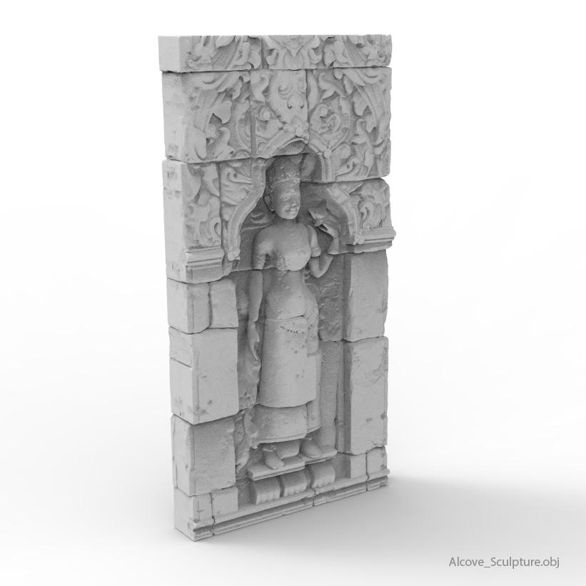 Anton tenitsky alcove sculpture