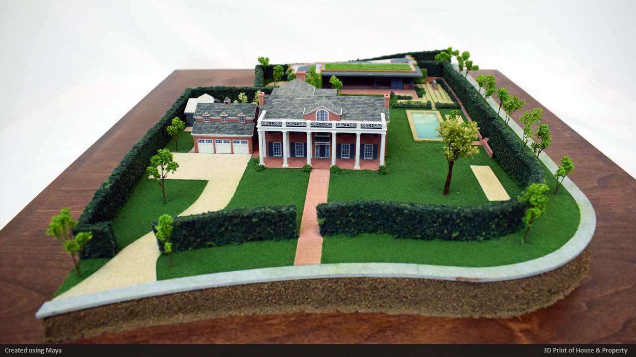 3D printed Estate
