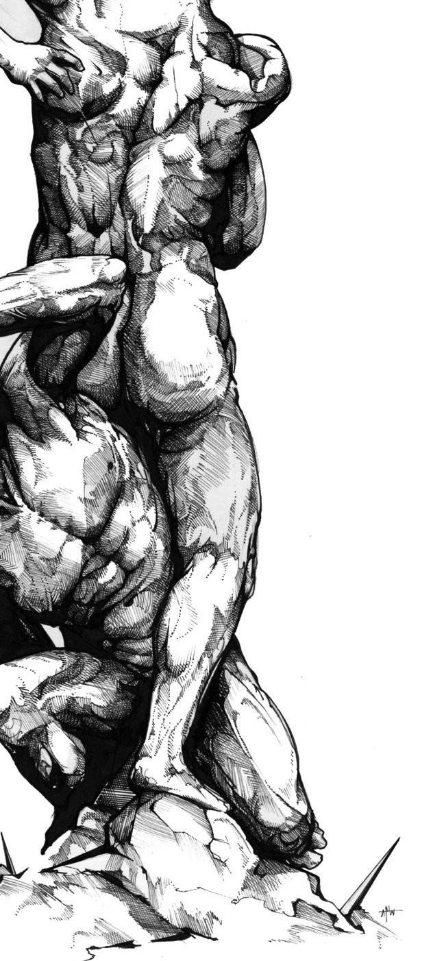 Master study - Bernini