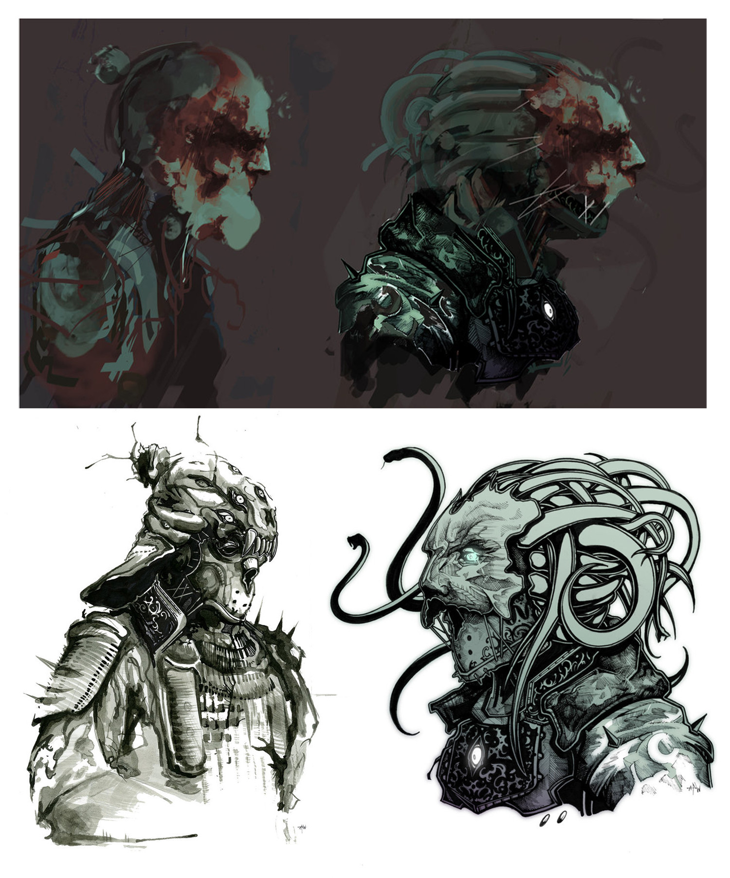 Medusa Concepts