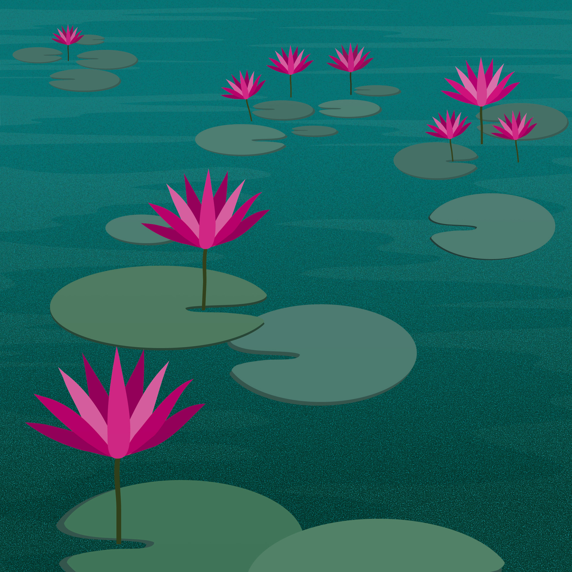 Rajesh r sawant lotus pond 01