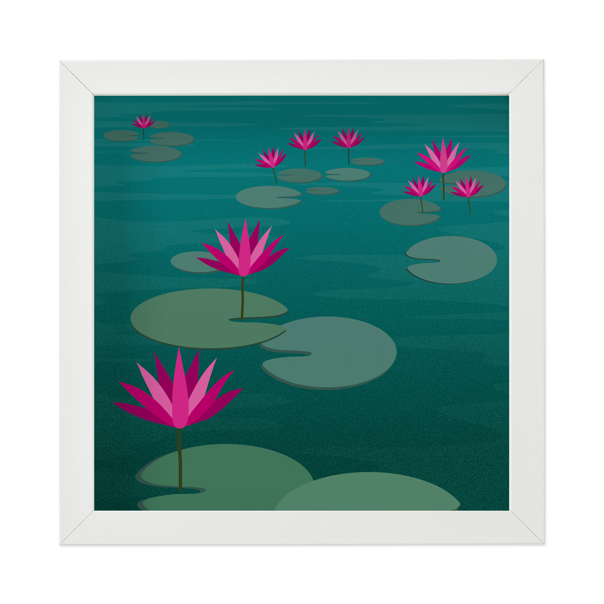 Rajesh r sawant lotus pond