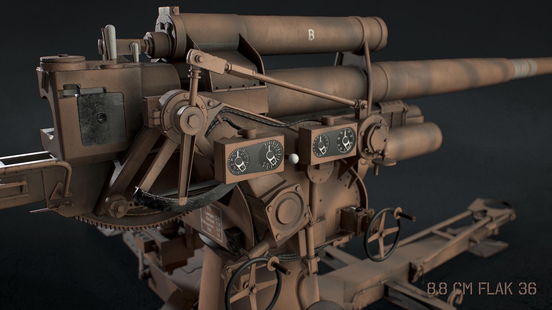 как-то всё производство пушки флак фото годы великой отечественной