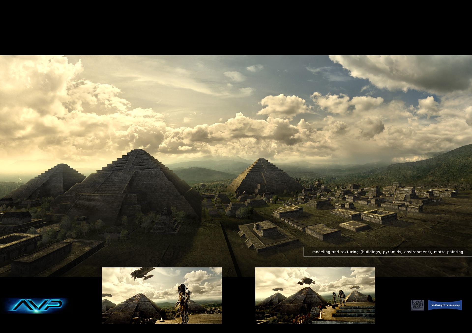 Janine pauke pyramids