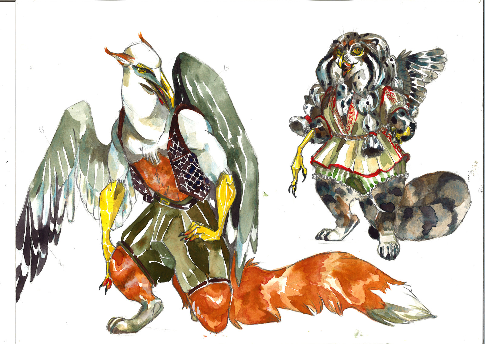 concept: Gryphs