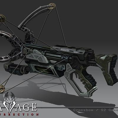 Bruce glidewell bruce glidewell crossbow