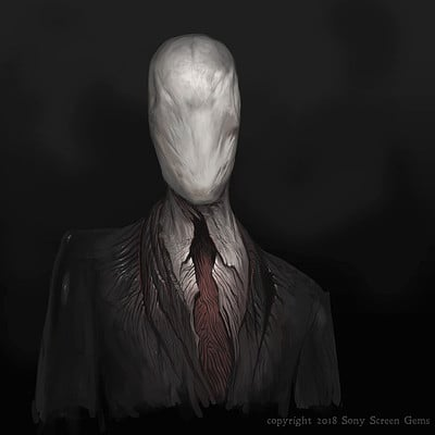 Sean andrew murray slenderman bust basedesign small