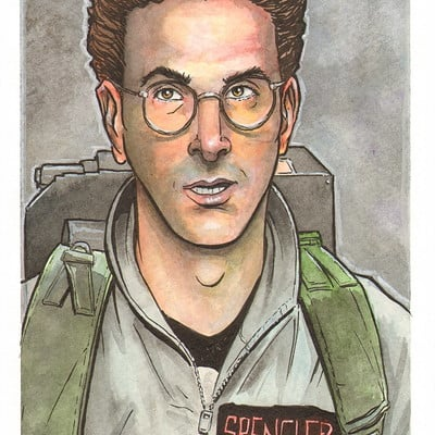 Scott christian sava ghostbustersspengler
