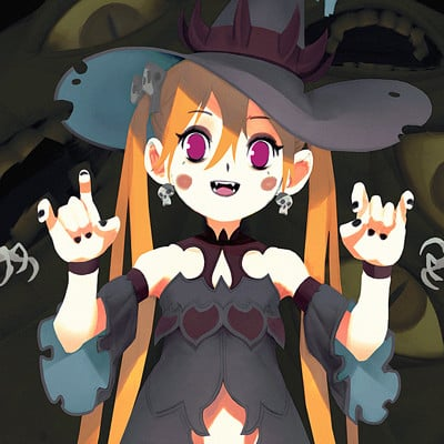 Alexis rives witch18