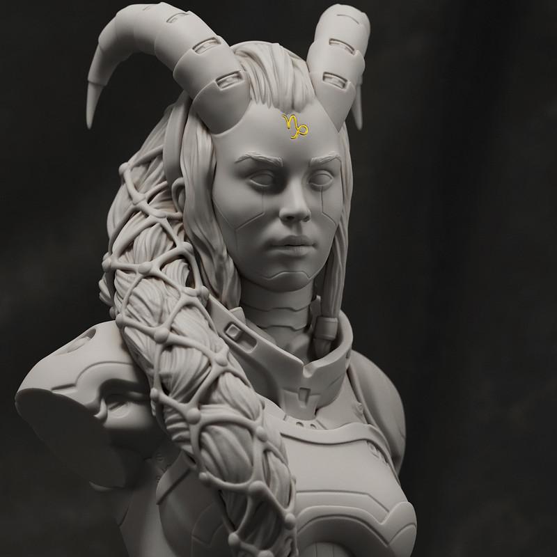 Female Goddess