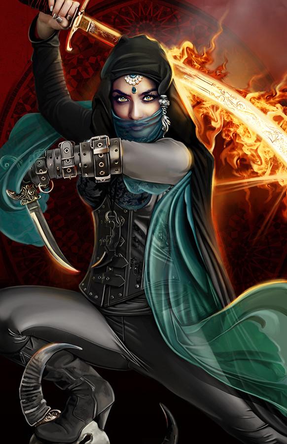 Queen of Blades