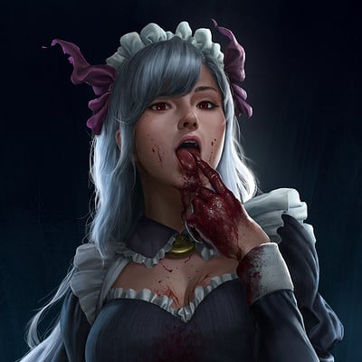 Alen rocha trx demon maid remake v6 2