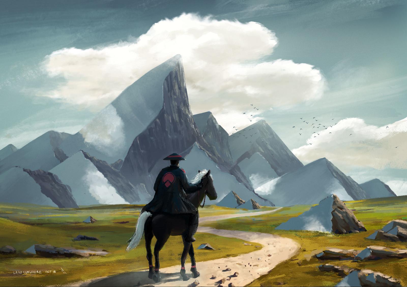 42 Peaks of Rajan