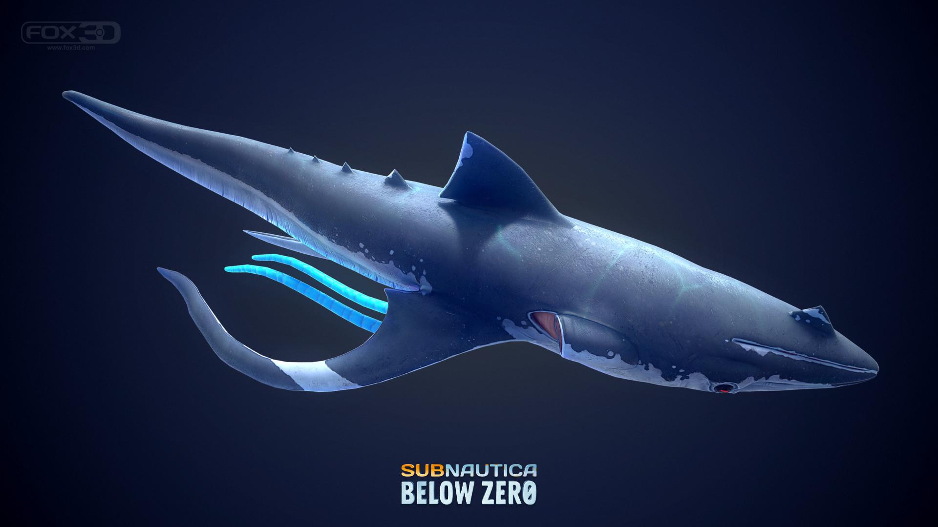 FOX3D ENTERTAINMENT - Subnautica: Below Zero