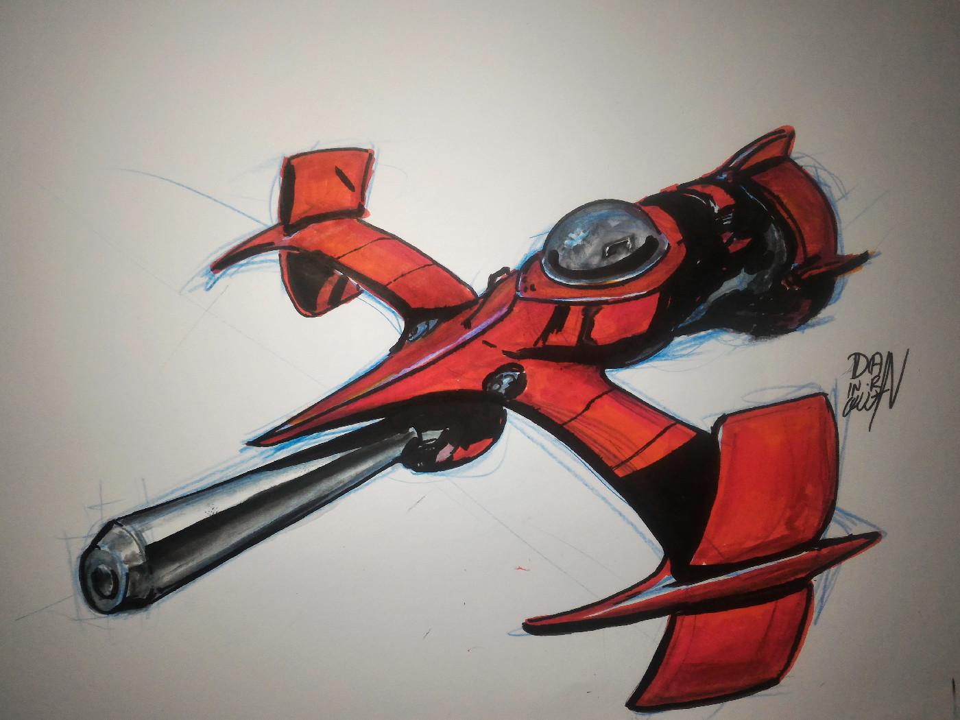 SwordFish Cowboy Bebop.