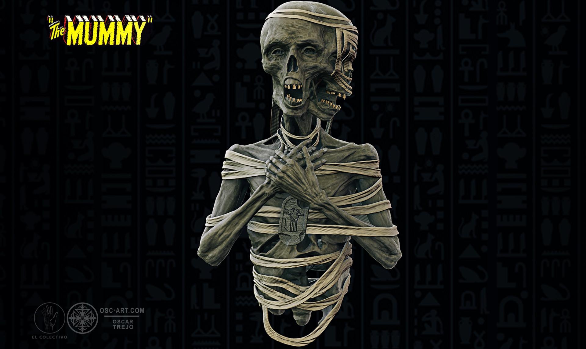 Oscar trejo mummy2c