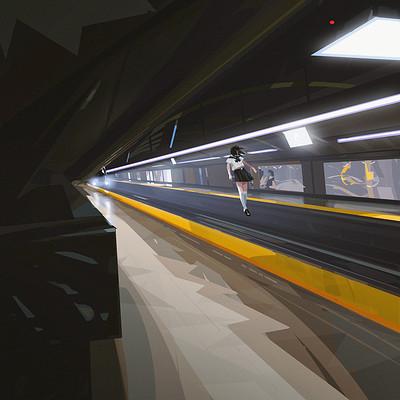 Yun ling subway