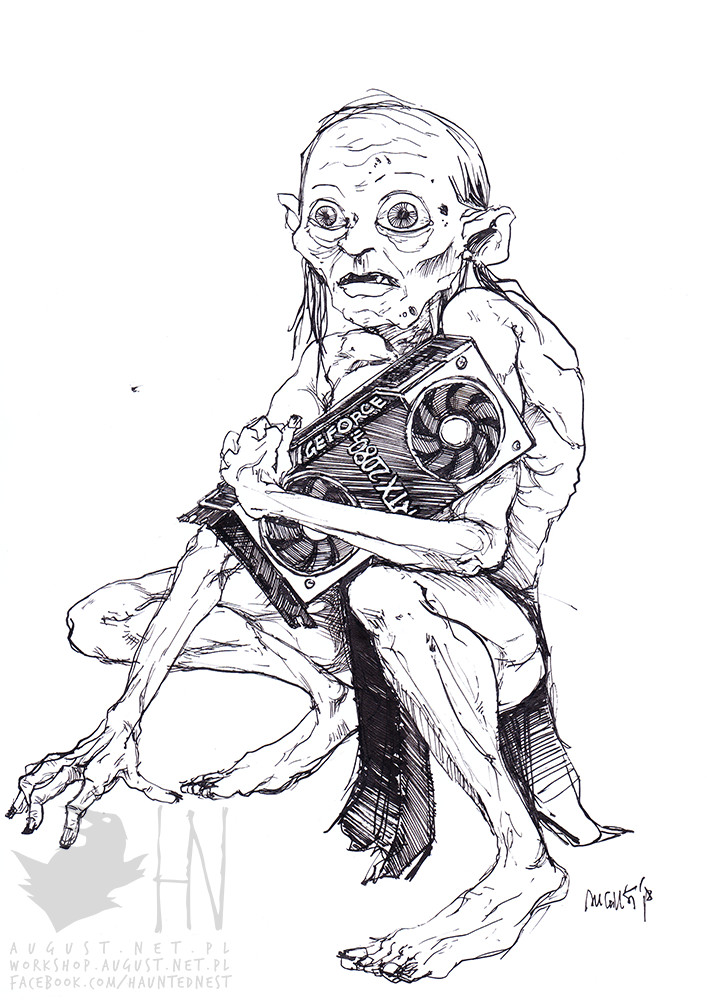 Day 9 - Precious.