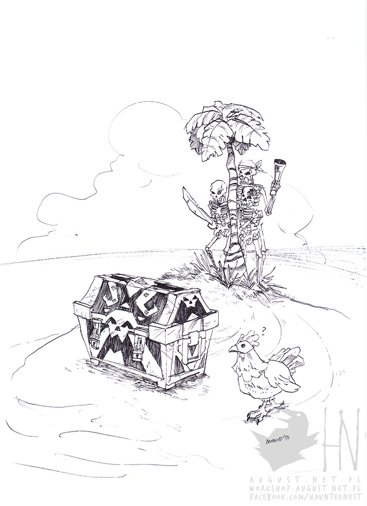 Day 13 - Guarded.