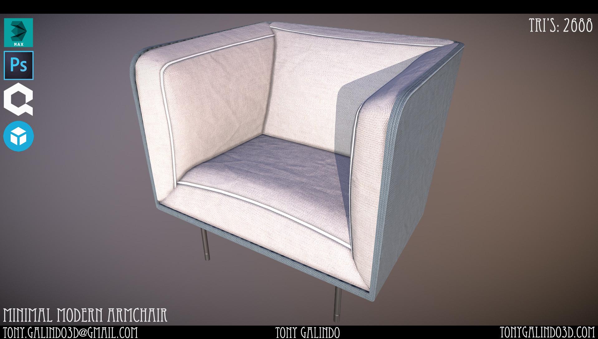Minimal modern bundle furniture pack