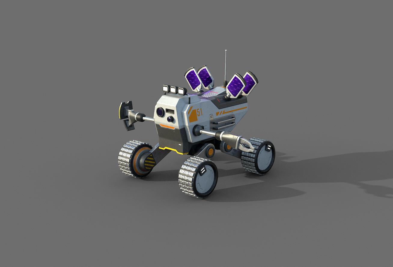 Sasha nodia rover 01