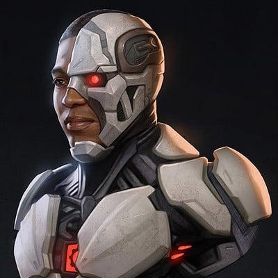 Sam delatorre 130 cyborg