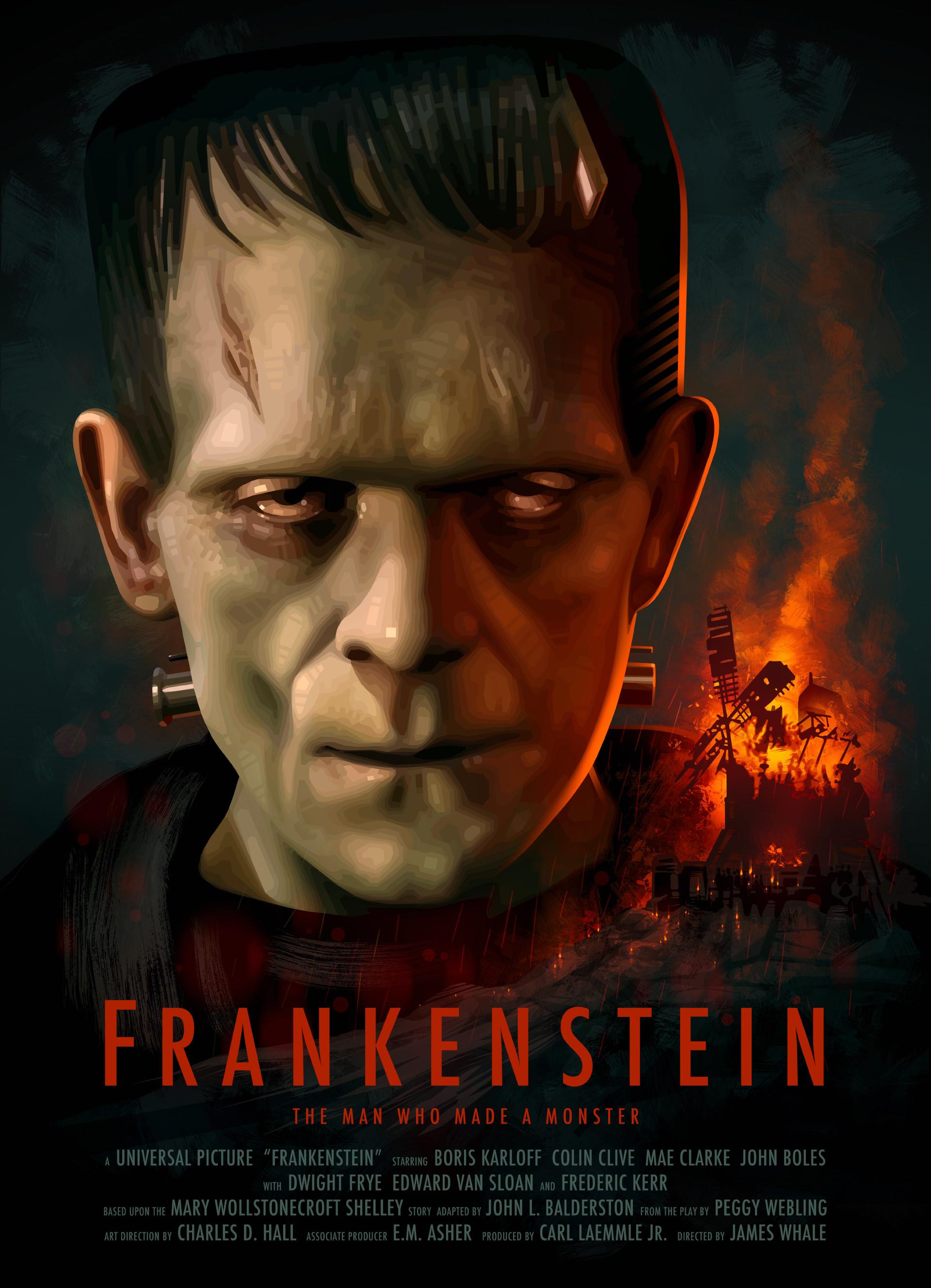 Brian taylor frankenstein