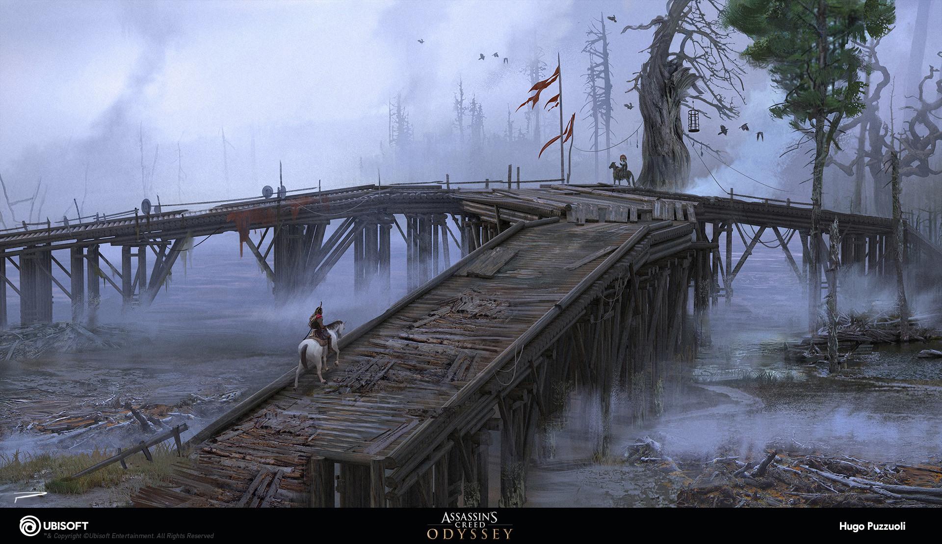 Hugo puzzuoli swamp bridg hpuzzuoli