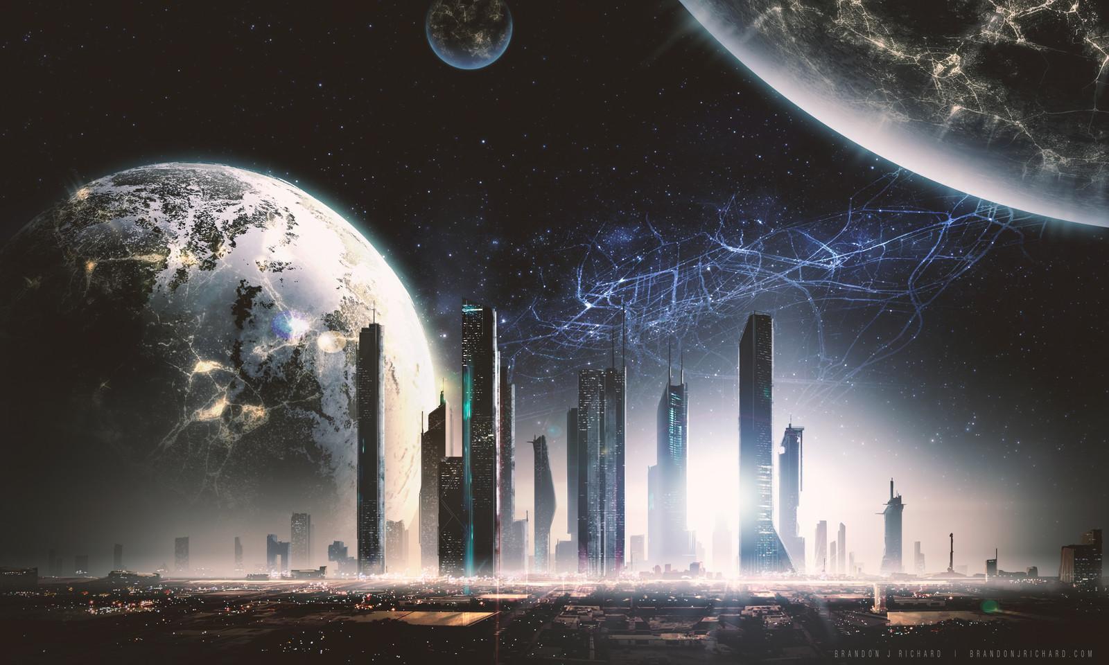 Expansive Civilization Concept