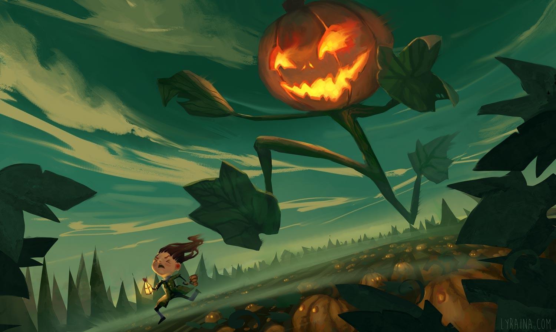 Pumpkin Chase