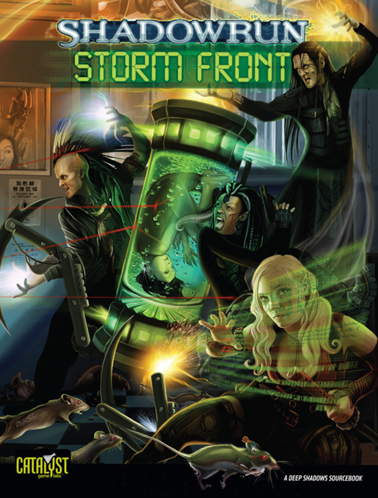 Storm Front Cover (Catalyst Game Labs)