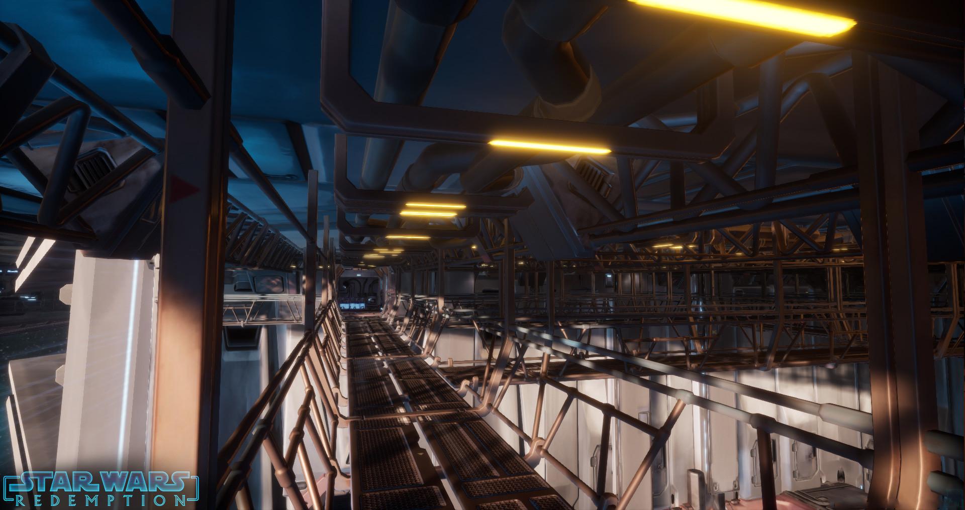 Etienne beschet venator hangarmaintenancebridges 01