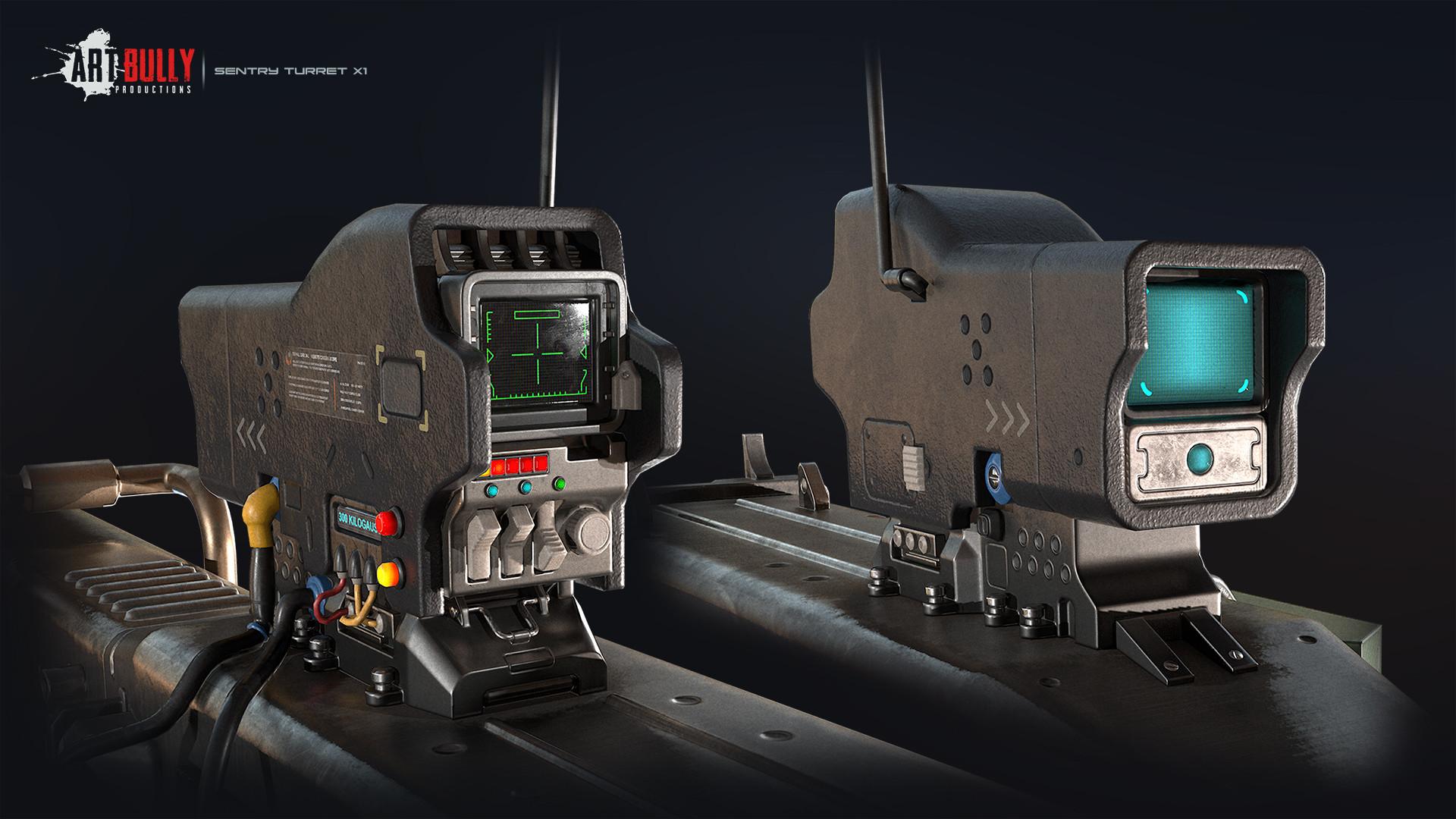 Patrick nuckels sentry turret x1 render 03