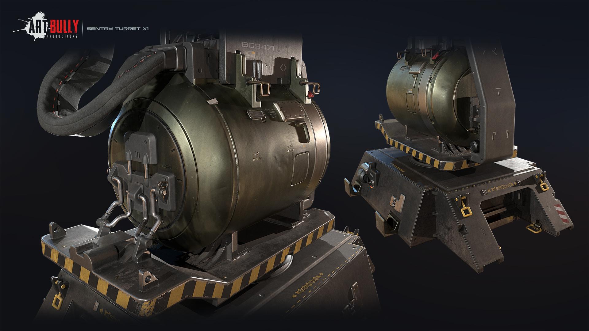 Patrick nuckels sentry turret x1 render 04