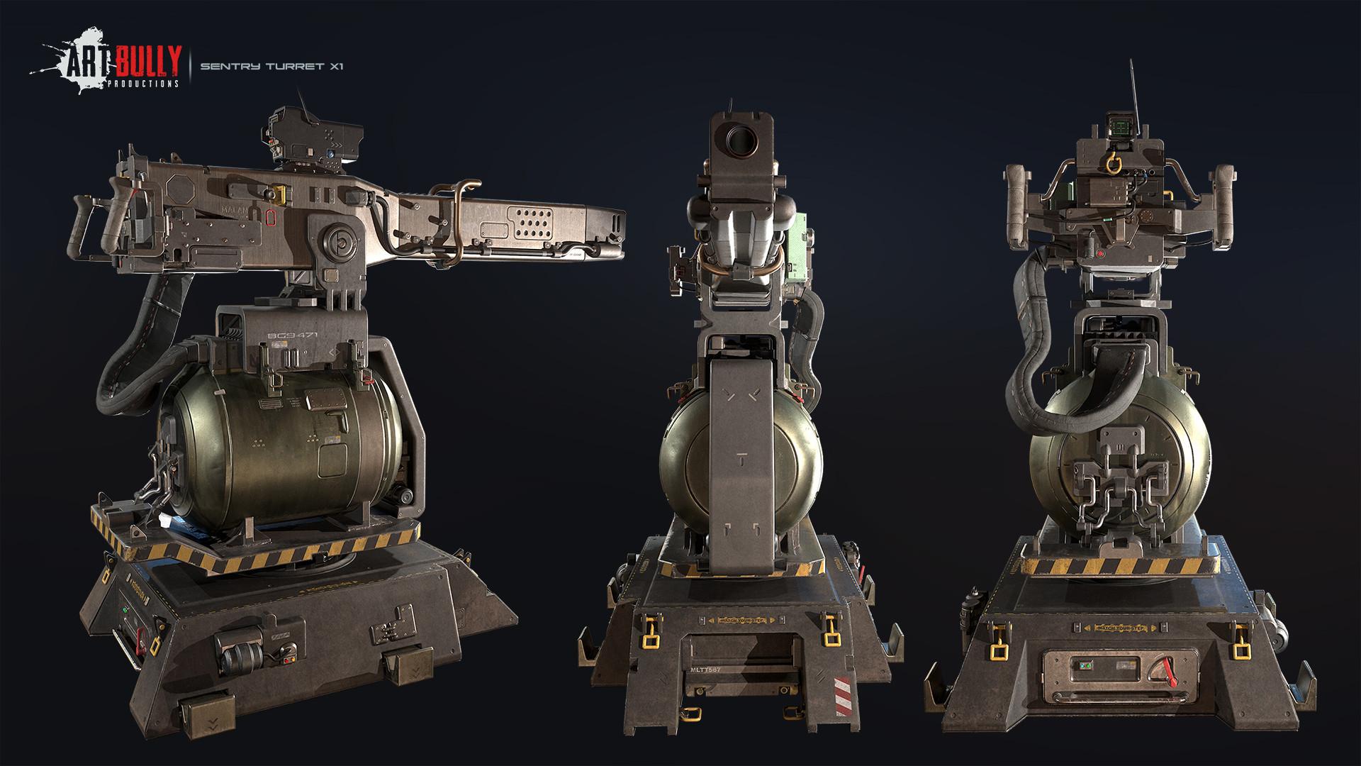 Patrick nuckels sentry turret x1 render 05