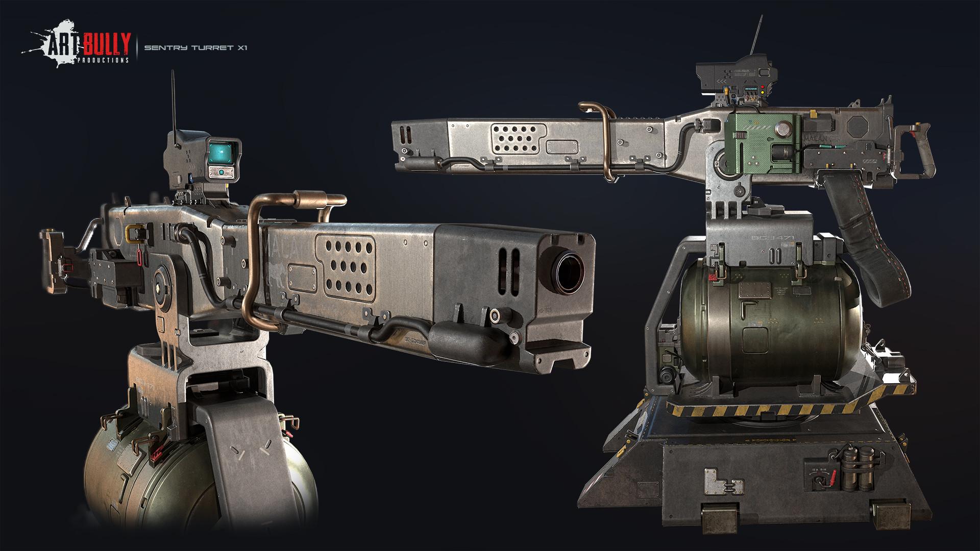Patrick nuckels sentry turret x1 render 02