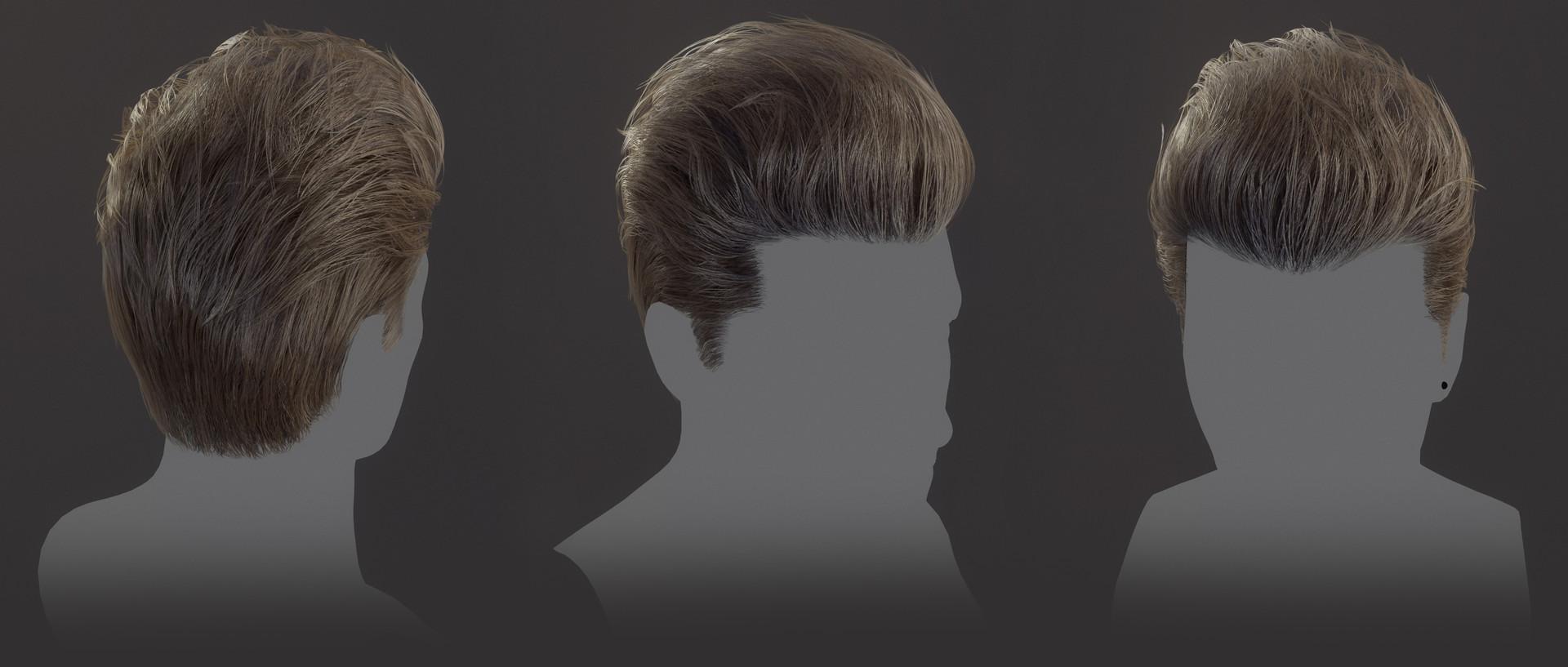 Danaos christopoulos hades hair render 1jpg